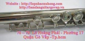 Địa chỉ nơi bán sáo flute đẹp , chất lượng , giá rẻ tại nhạc cụ nụ hồng