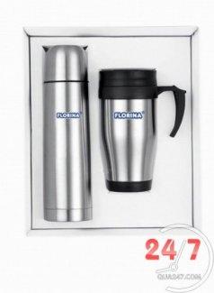 Giftset - Bộ quà tặng có in logo công ty làm quà tặng sang trọng, thiết thực