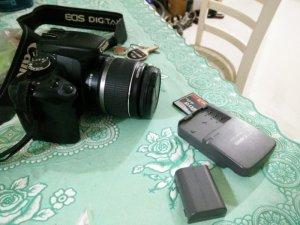 Canon 400D _ 3 Triệu
