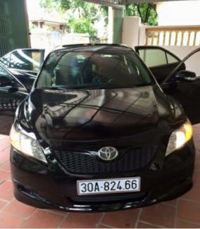 Xe Toyota Camry SE, phiên bản thể thao, xe chính chủ, đảm bảo chất lượng