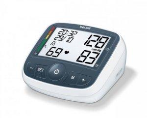 Máy đo huyết áp điện tử bắp tay Beurer BM40 có nguồn Adapter