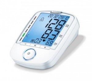 Máy đo huyết áp điện tử bắp tay Beurer BM47 của CHLB Đức hàng nhập khẩu chính hãng