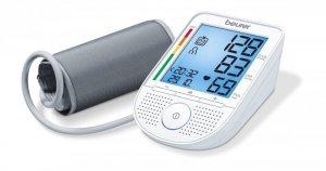 Máy đo huyết áp điện tử bắp tay Beurer BM49 có loa phát giọng nói của CHLB Đức