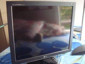 Bán màn hình LCD 19 inch đẹp long lanh