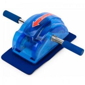 Máy tập bụng đa năng Roller Slide (Xanh)