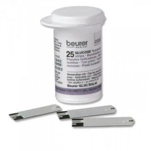 Que thử tiểu đường Beurer GL30 dùng cho Máy đo đường huyết Beurer GL30