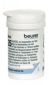 Que test thử tiểu đường Beurer GL42 dùng cho Máy đo đường huyết Beurer GL42 của CHLB Đức