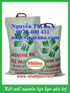 Bao bì đựng gạo chất lượng cao