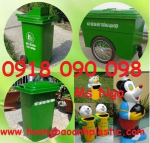 Thùng chứa  rác hình con thú tại đồng tháp,thùng rác composite ở ninh thuận
