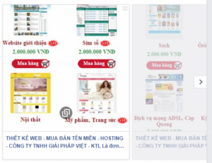 Thiết kế web Hóc Môn