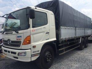 Bán xe tải Hino FL 16Tấn thùng mui bạt thùng kín Có xe giao ngay Giao Xe Toàn Quốc