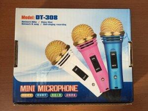Micro (loại lớn) hát Karaoke trên ĐT Smartphone / MTB / Laptop