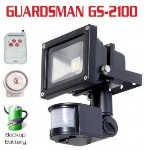 Đèn Báo Trộm > Đèn Báo Trộm Guardsman Gs-2100