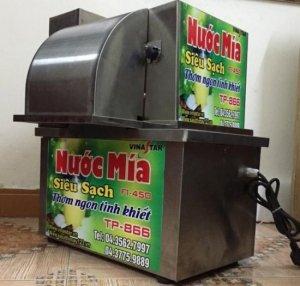 Địa chỉ mua máy mía siêu sạch giá rẻ tại Hà...