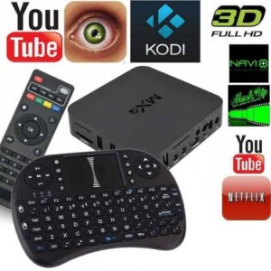 Android TV Box MQX