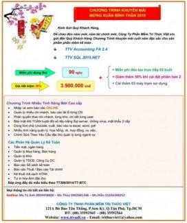 Phần mềm kế toán Tri Thức Việt – Chi phí thấp – Hiệu quả cao.