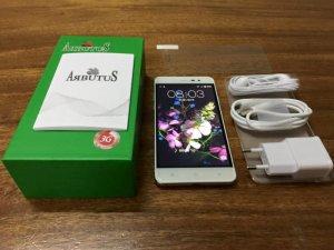 Bán điện thoại Arbutus AR5 - thiết kế đẹp,...