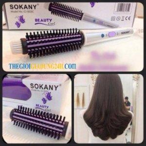 Lược điện tạo kiểu tóc Sokany CI-003C (bán sỉ)