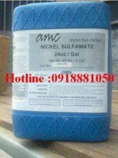 Mới ! Bán-Nickel-Sulfamate, bán-Niken-Sunphamat nhập khẩu Mỹ