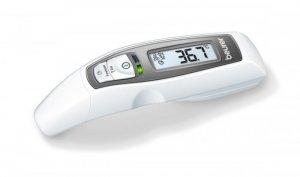 Nhiệt kế điện tử đo tai đo trán hồng ngoại Beurer FT65 của CHLB Đức hàng nhập khẩu chính hãng
