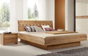 Giường gỗ tự nhiên đẹp| giường ngủ giá rẻ