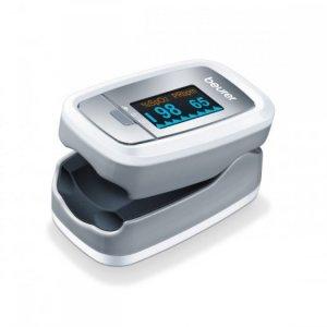 Máy đo nồng độ bão hòa Oxy trong máu SpO2 và nhịp tim Beurer PO30