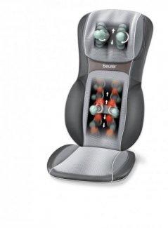Đệm ghế massage Shiatsu cổ vai gáy lưng đa năng Beurer MG295