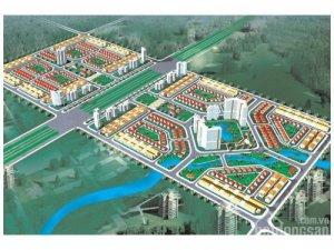 Bán đất nền Cienco5 Mê Linh 2016
