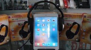 Ipad mini 2 bản 16gb 3g wifi, mới  toanh 99.9%,xách tay,bảo hành đến 17/12/2016