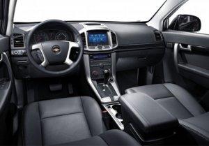 Chevrolet Captiva Đẳng Cấp Dòng SUV