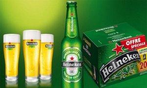 Bia Heineken nhập khẩu Pháp.