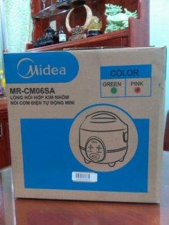 Nồi cơm điện Midea 06SA 0.6L