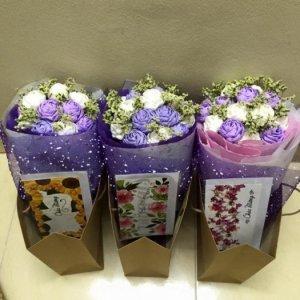 Hoa Giấy Handmade Cho Ngày 08/03