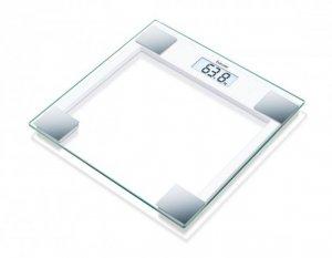 Cân sức khỏe điện tử mặt kính trong suốt Beurer GS14 của CHLB Đức hàng nhập khẩu chính hãng - Công ty Hợp Phát
