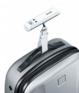 Cân hành lý điện tử bỏ túi mini Beurer LS10 có đèn Flash thích hợp đi du lịch của CHLB Đức hàng nhập khẩu chính hãng - Công ty Hợp Phát