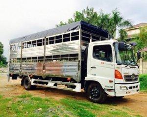 Chúng tôi chuyên cung cấp thùng xe chở gia súc, gia cầm. Thùng được thiết kế theo yêu cầu của của quý khách. Bảo hành 36 tháng cho mỗi sản phẩm chúng tôi cung cấp.