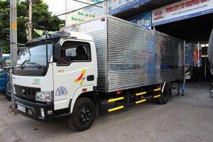 Xe tải Veam 5 tấn động cơ Hyundai thùng dài 6m1