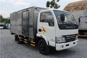 Xe tải Veam Hyundai 2 tấn đi thành phố ban ngày