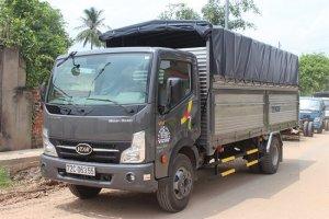 Xe tải Veam 6,5 tấn động cơ Nissan phun dầu điện tử