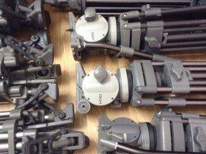 Bán chân máy quay phim Libec cũ các loại H38, H60, H70 ...
