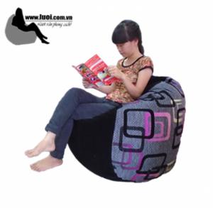 Ghế lười hình Ovan giúp bạn thư giãn thật tuyệt vời