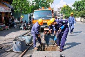 Chuyên lắp đặt cống thoát nước, sửa chữa vỉa hè q1,q3