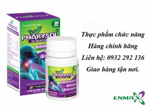 Pharysol hỗ trợ điều trị viêm họng, viêm amidan hiệu quả
