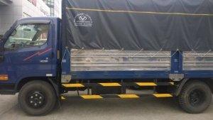 xe thùng khung mui phủ bạt