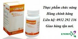 Colosol hỗ trợ điều trị viêm đại tràng hiệu...