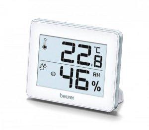 Nhiệt ẩm kế điện tử Beurer HM16 đo nhiệt độ, độ ẩm trong nhà của CHLB Đức hàng nhập khẩu chính hãng - Công ty Hợp Phát