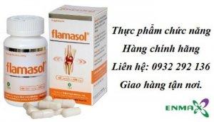 Flamasol hỗ trợ điều trị thoái hóa khớp hiệu quả