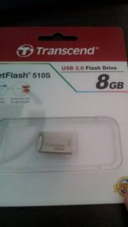 USB Transcend JetFlash 510 USB 2.0 - 8GB