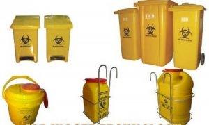 Thùng rác y tế,thùng rác thải nguy hại,thùng rác bệnh viện,thùng rác y tế đạp chân 20l,thùng rác y tế đạp chân 5l