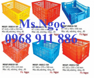 Kệ nhựa đựng linh kiện, phụ tùng - giá cực rẻ